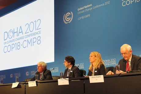 REN_Alliance_press_conference_at_COP18,_3_December_2012