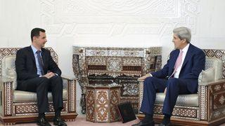 Kerry-Syria