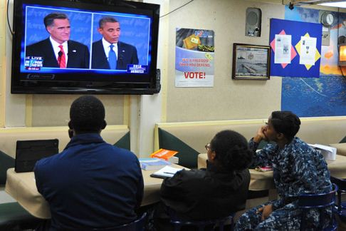 Flickr_-_Official_U.S._Navy_Imagery_-_Deployed_Sailors_watch_a_presidential_debate.
